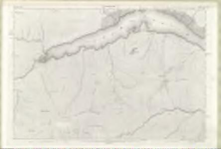 Inverness-shire - Mainland Sheet XCIV - OS 6 Inch map