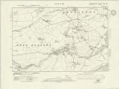 Gloucestershire LXXIV.NW - OS Six-Inch Map