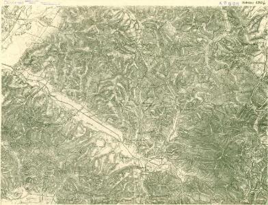III. vojenské mapování 4763/2