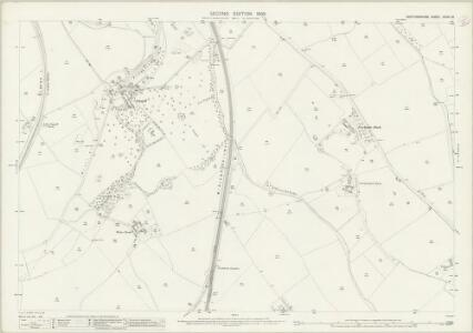 Hertfordshire XXXIV.16 (includes: London Colney; St Albans) - 25 Inch Map