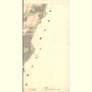 Uhretschlag - c4571-1-009 - Kaiserpflichtexemplar der Landkarten des stabilen Katasters