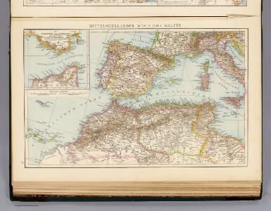 Mittelmeerlander westliche.