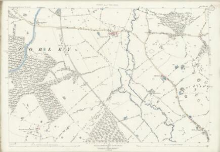 Worcestershire XVI.15 (includes: Alvechurch; Redditch; Tutnall and Cobley) - 25 Inch Map