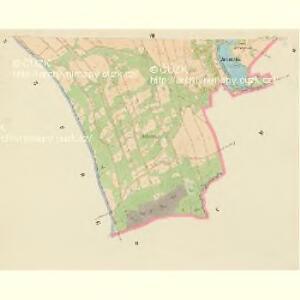 Nieder Ehrenberg - c1317-2-005 - Kaiserpflichtexemplar der Landkarten des stabilen Katasters