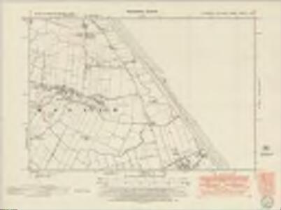 Yorkshire CCXLIII.SW - OS Six-Inch Map