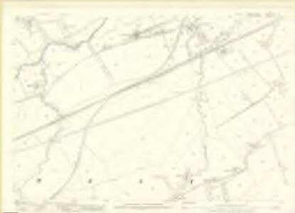 Edinburghshire, Sheet  010.08 - 25 Inch Map