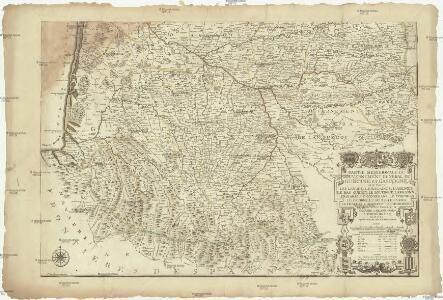 Partie meridionale du gouvernement general de Guienne et Gascogne