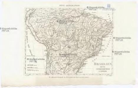 Brasilien und die angrenzenden Länder
