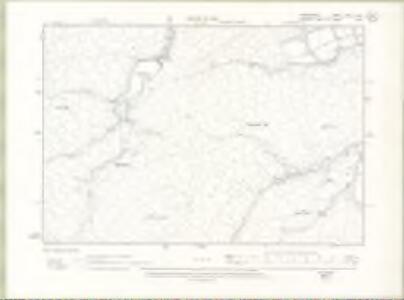 Lanarkshire Sheet XXXVII.NW - OS 6 Inch map