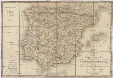 Die Königreiche Spanien & Portugal