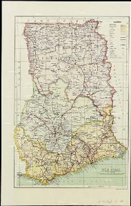 The Gold Coast with Togoland under British Mandate