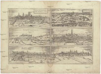 Monacvm, nominatissima Bavariae civitas