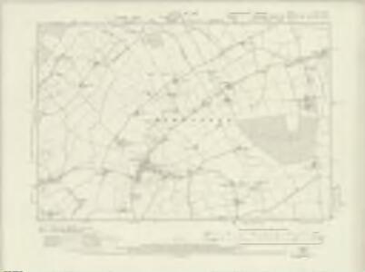 Cambridgeshire LXIII.NW - OS Six-Inch Map