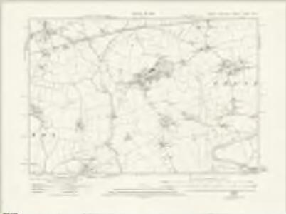 Essex nXXXIV.SW - OS Six-Inch Map