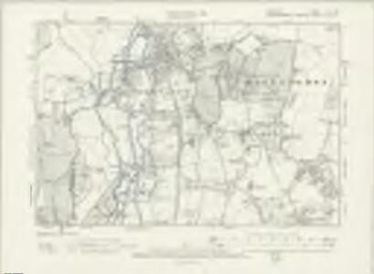 Middlesex XIV.NE - OS Six-Inch Map