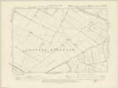Norfolk XXXII.NW - OS Six-Inch Map