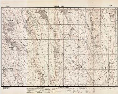 Lambert-Cholesky sheet 5267 (Grumezoaia)
