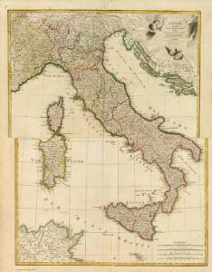 Composite: L'Italie.