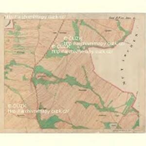 Zlabings - m2780-1-008 - Kaiserpflichtexemplar der Landkarten des stabilen Katasters