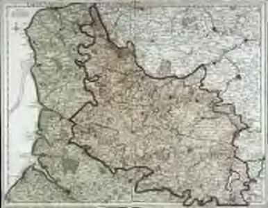 Carte d Artois et des environs