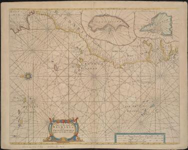 A chart of the coast of Barbaria with the western, Canaria, & Cape de Verd, isles