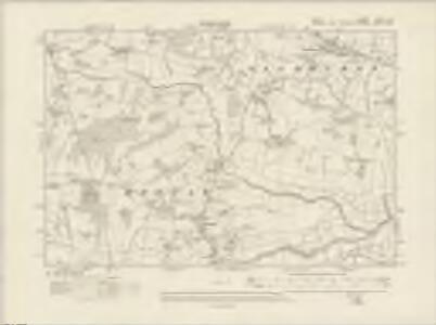 Kent LXXVIII.SE - OS Six-Inch Map