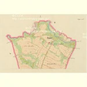 Fugau - c1698-1-001 - Kaiserpflichtexemplar der Landkarten des stabilen Katasters