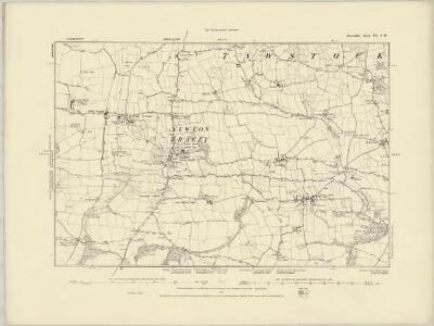 Devonshire XX.SE - OS Six-Inch Map
