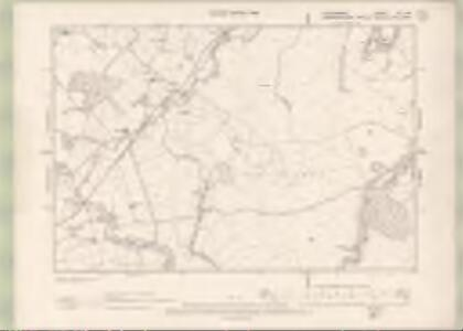 Stirlingshire Sheet XX.SW - OS 6 Inch map