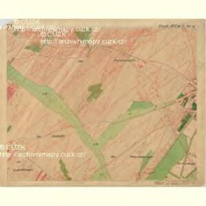 Nikolsburg - m1785-1-017 - Kaiserpflichtexemplar der Landkarten des stabilen Katasters