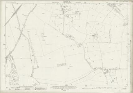Essex (New Series 1913-) n XIII.4 (includes: Saffron Walden; Widdington; Wimbish) - 25 Inch Map