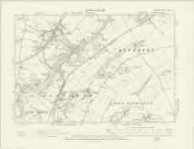 Durham XIII.NE - OS Six-Inch Map