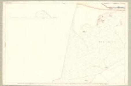 Peebles, Sheet XII.2 (with inset XII.1) (Stobo) - OS 25 Inch map