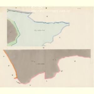 Smrzow - c7096-1-002 - Kaiserpflichtexemplar der Landkarten des stabilen Katasters