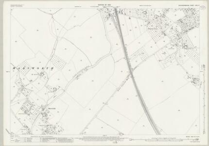Buckinghamshire XXIX.12 (includes: Cheddington; Marsworth; Pitstone) - 25 Inch Map