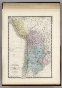 Perou, Bolivie, Chili, Argentine, Paraguay, Uruguay.