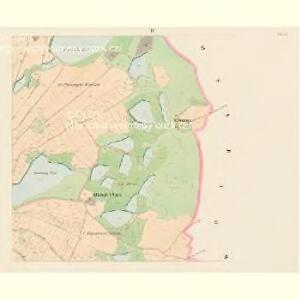 Klenau - c3146-1-004 - Kaiserpflichtexemplar der Landkarten des stabilen Katasters