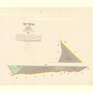Neumugl - c5285-1-001 - Kaiserpflichtexemplar der Landkarten des stabilen Katasters