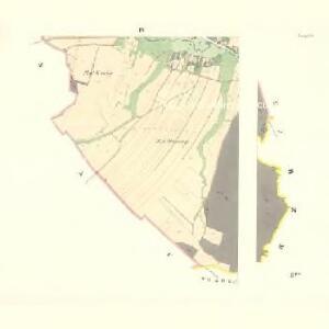 Podolly - m2327-1-004 - Kaiserpflichtexemplar der Landkarten des stabilen Katasters