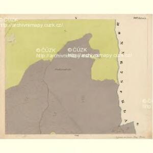 Pernek - c5699-1-005 - Kaiserpflichtexemplar der Landkarten des stabilen Katasters