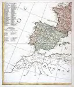 Carte generale de toute l'Europe, 4