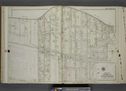 Part of Ward 4. [Map bound by Richmond Road, Old Town Road, Wilson Ave, Cornelia St, Pelton St, Evergreen Ave, Adele St, South Side    Boulevard, Liberty Ave, Jefferson St, Buel Ave]