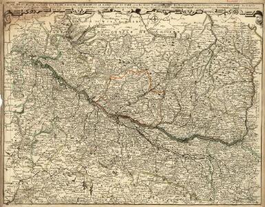 Haute et Basse Alsace, Suntgaw, Brisgaw, Ortenaw Et Le Marquisat De Bade