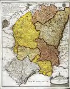 Partie orientale du gouvernement general de Languedoc