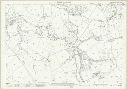 Worcestershire XIX.6 (includes: Rochford; Tenbury) - 25 Inch Map