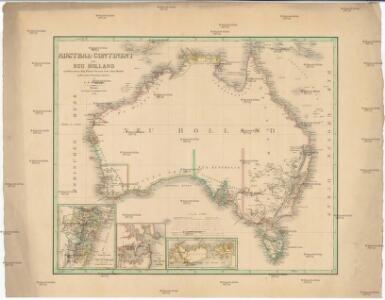 Das Austral-Continent, oder, Neu Holland