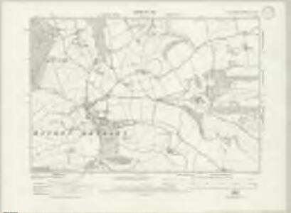 Wiltshire LVII.NW - OS Six-Inch Map