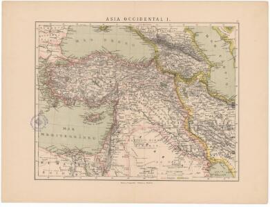 Asia occidental I
