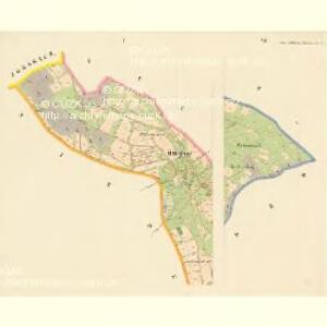 Böhmisch Kamnitz - c0951-1-001 - Kaiserpflichtexemplar der Landkarten des stabilen Katasters