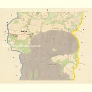 Kohlhau - c3292-1-002 - Kaiserpflichtexemplar der Landkarten des stabilen Katasters